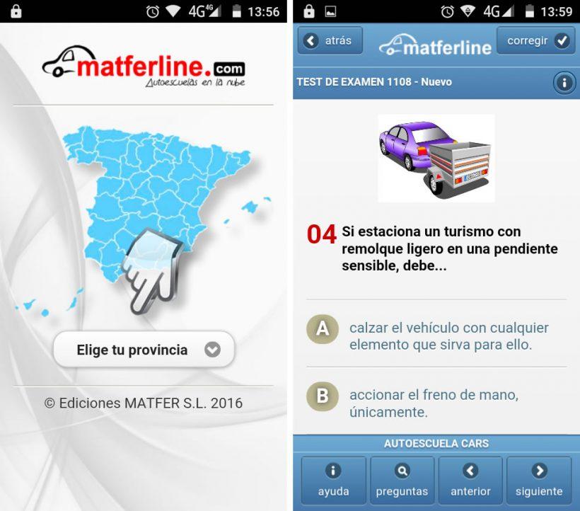 MATFERLINE App