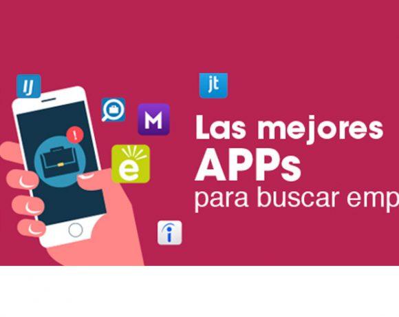 La mejores apps para buscar (y ofrecer) trabajo.