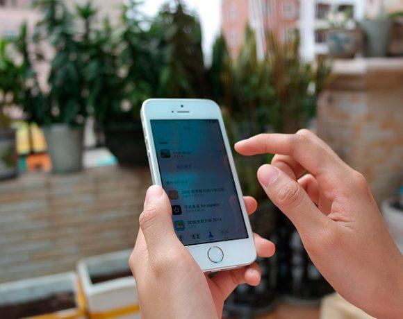 El declive de la web móvil y el auge de las aplicaciones.