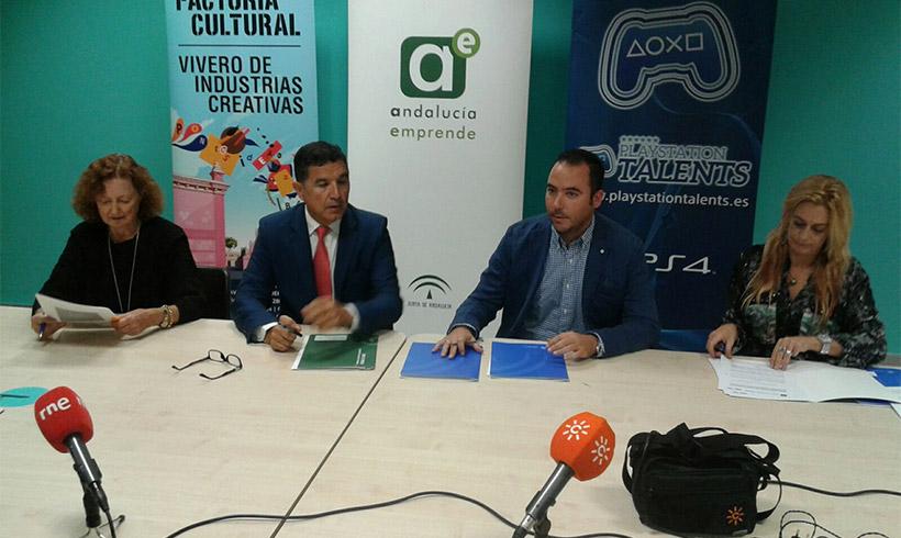 Andalucía acogerá una incubadora de videojuegos PlayStation