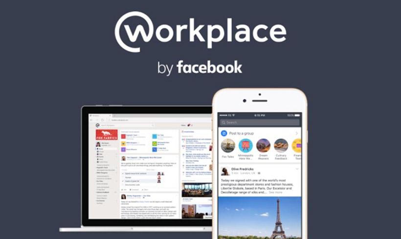 WorkPlace, Facebook también en la oficina.
