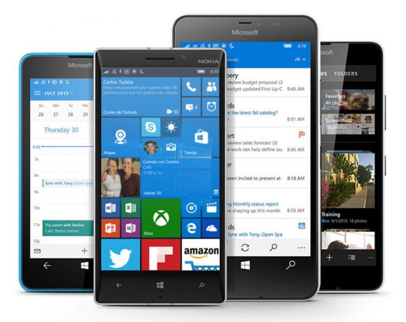 ¿Qué fue de Windows Phone?