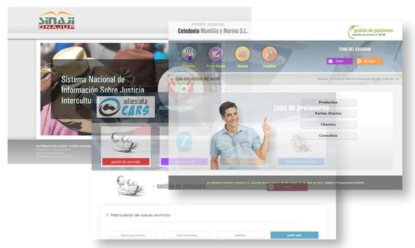 Back-end's AFOSoft Multimedia